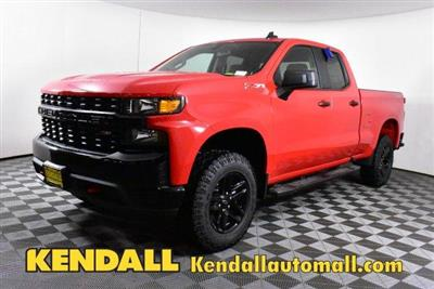 2019 Silverado 1500 Double Cab 4x4,  Pickup #D191424 - photo 1