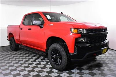 2019 Silverado 1500 Double Cab 4x4,  Pickup #D191424 - photo 3