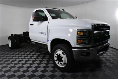 2019 Silverado Medium Duty Regular Cab DRW 4x2,  Cab Chassis #D191425 - photo 3
