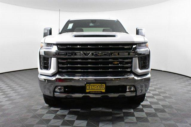 2020 Silverado 3500 Crew Cab 4x4,  Pickup #D191429 - photo 3