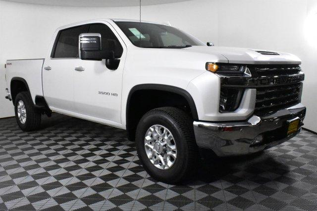 2020 Silverado 3500 Crew Cab 4x4,  Pickup #D191429 - photo 4