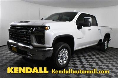 2020 Silverado 3500 Crew Cab 4x4,  Pickup #D191429 - photo 1