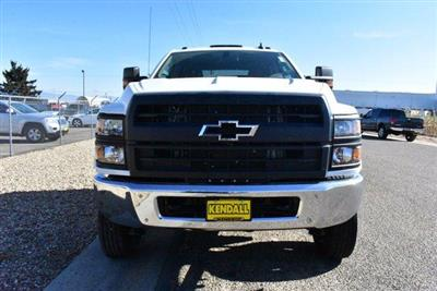2019 Silverado Medium Duty Crew Cab DRW 4x4, Cab Chassis #D191433 - photo 3