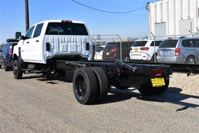 2019 Silverado Medium Duty Crew Cab DRW 4x4, Cab Chassis #D191433 - photo 2