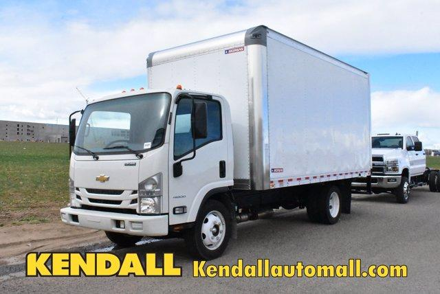 2019 Chevrolet LCF 4500 Regular Cab 4x2, Morgan Dry Freight #D191442 - photo 1