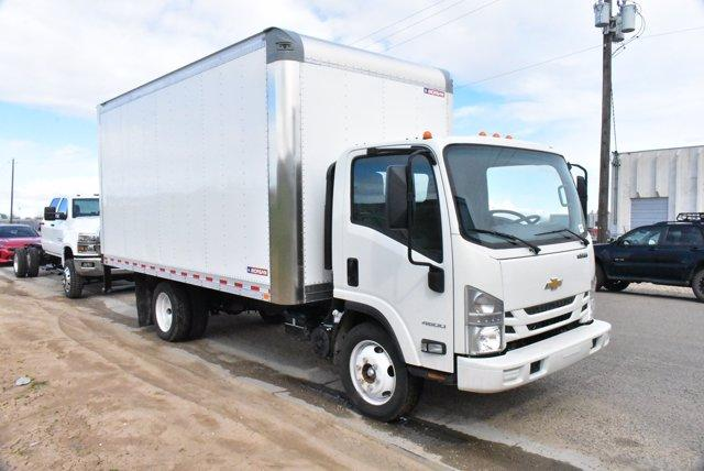 2019 Chevrolet LCF 4500 Regular Cab 4x2, Morgan Dry Freight #D191442 - photo 3