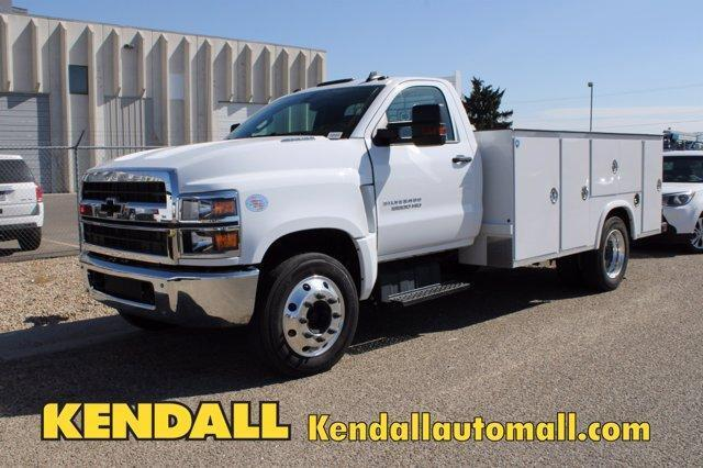 2019 Chevrolet Silverado Medium Duty Regular Cab DRW 4x2, Royal Service Body #D191446 - photo 1