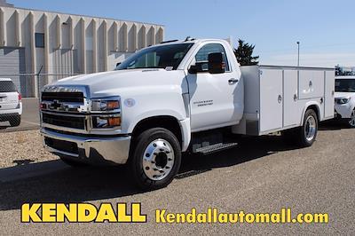2019 Chevrolet Silverado 5500 DRW 4x2, Royal Truck Body Service Body #D191446 - photo 1