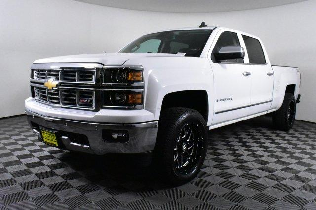 2015 Silverado 1500 Crew Cab 4x4, Pickup #D400007B - photo 1