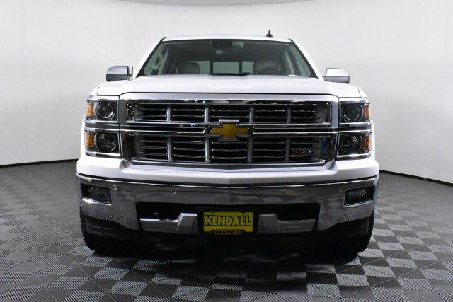 2015 Silverado 1500 Crew Cab 4x4, Pickup #D400007B - photo 2