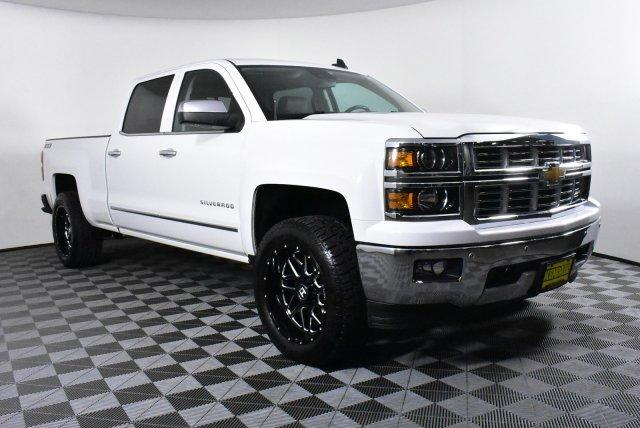 2015 Silverado 1500 Crew Cab 4x4, Pickup #D400007B - photo 3
