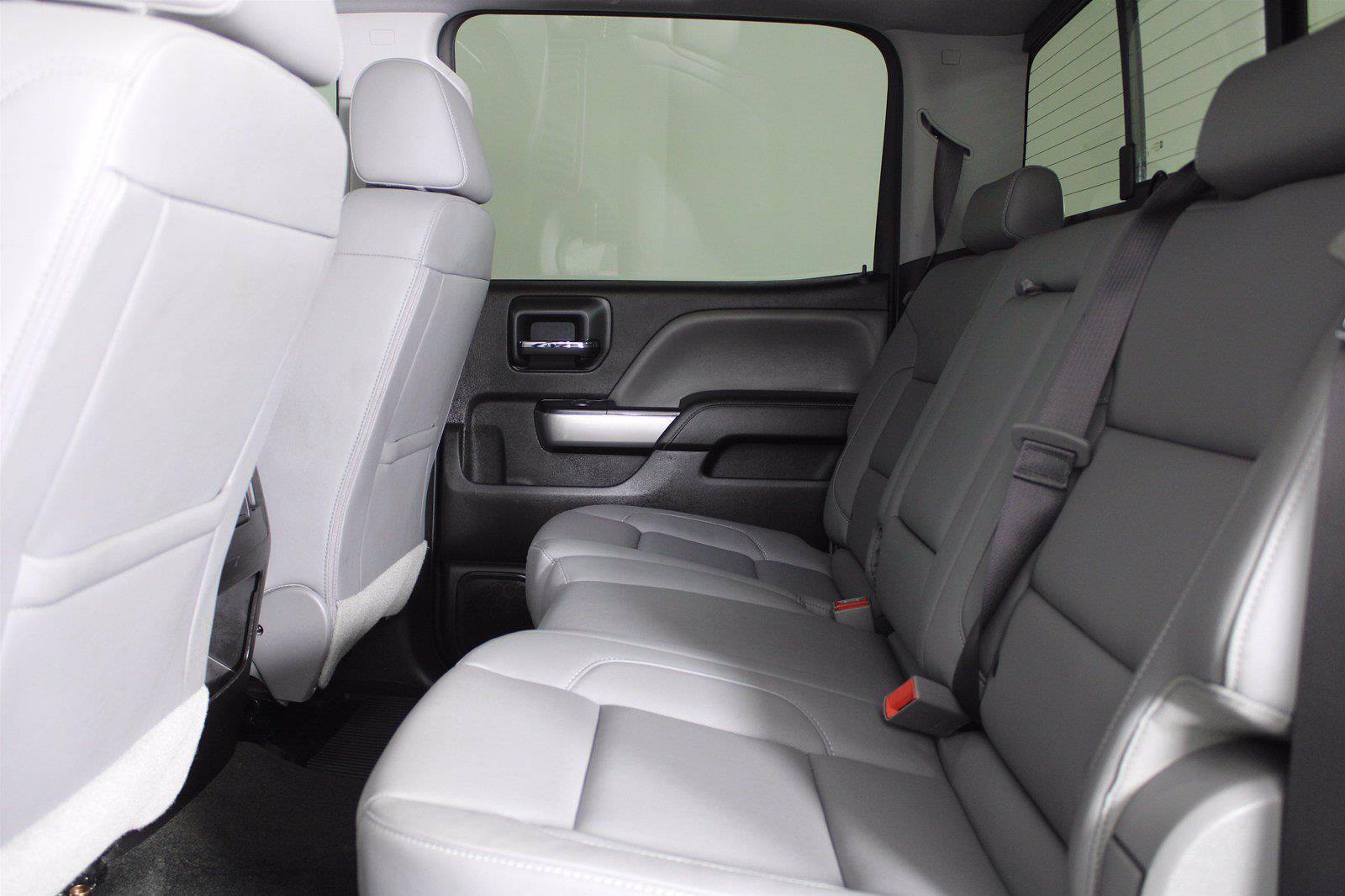 2017 Chevrolet Silverado 1500 Crew Cab 4x4, Pickup #D410436A - photo 10
