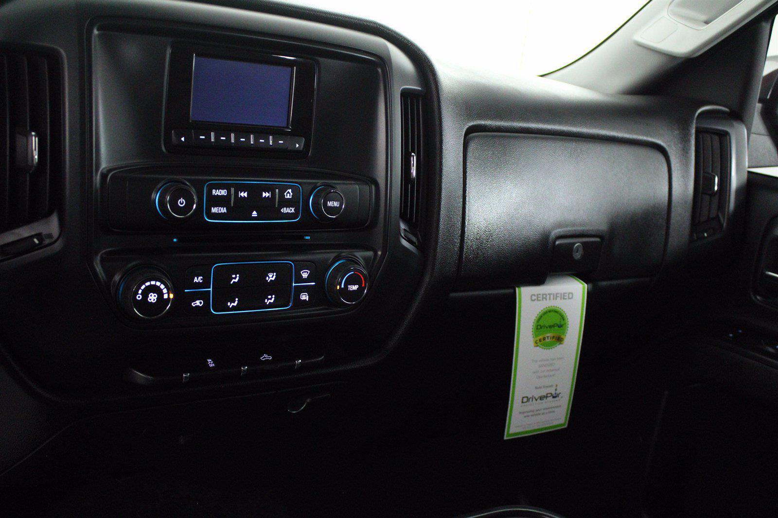 2015 Chevrolet Silverado 1500 Double Cab 4x4, Pickup #D410587B - photo 11
