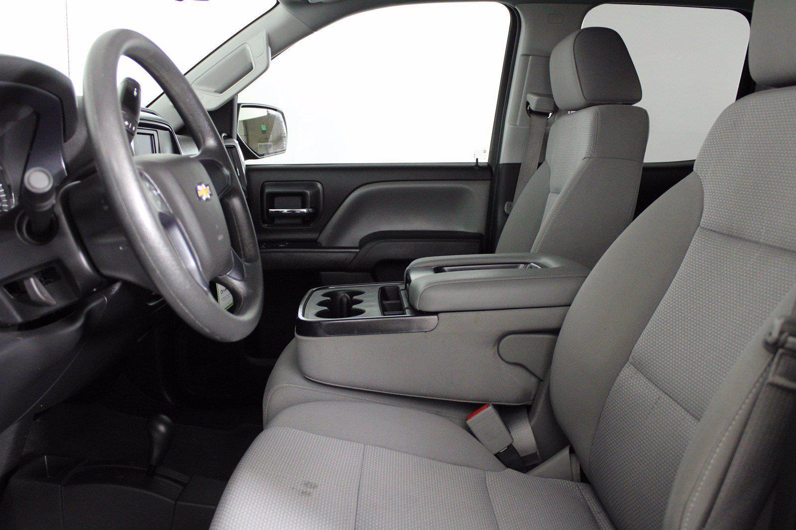 2015 Chevrolet Silverado 1500 Double Cab 4x4, Pickup #D410587B - photo 15