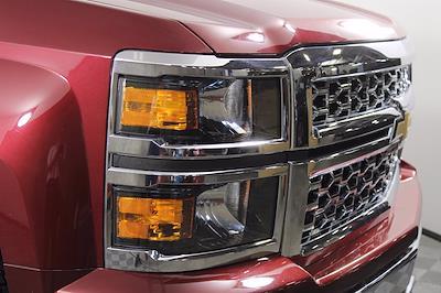 2015 Chevrolet Silverado 1500 Double Cab 4x4, Pickup #D410587B - photo 4