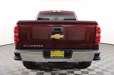 2015 Chevrolet Silverado 1500 Double Cab 4x4, Pickup #D410587B - photo 13