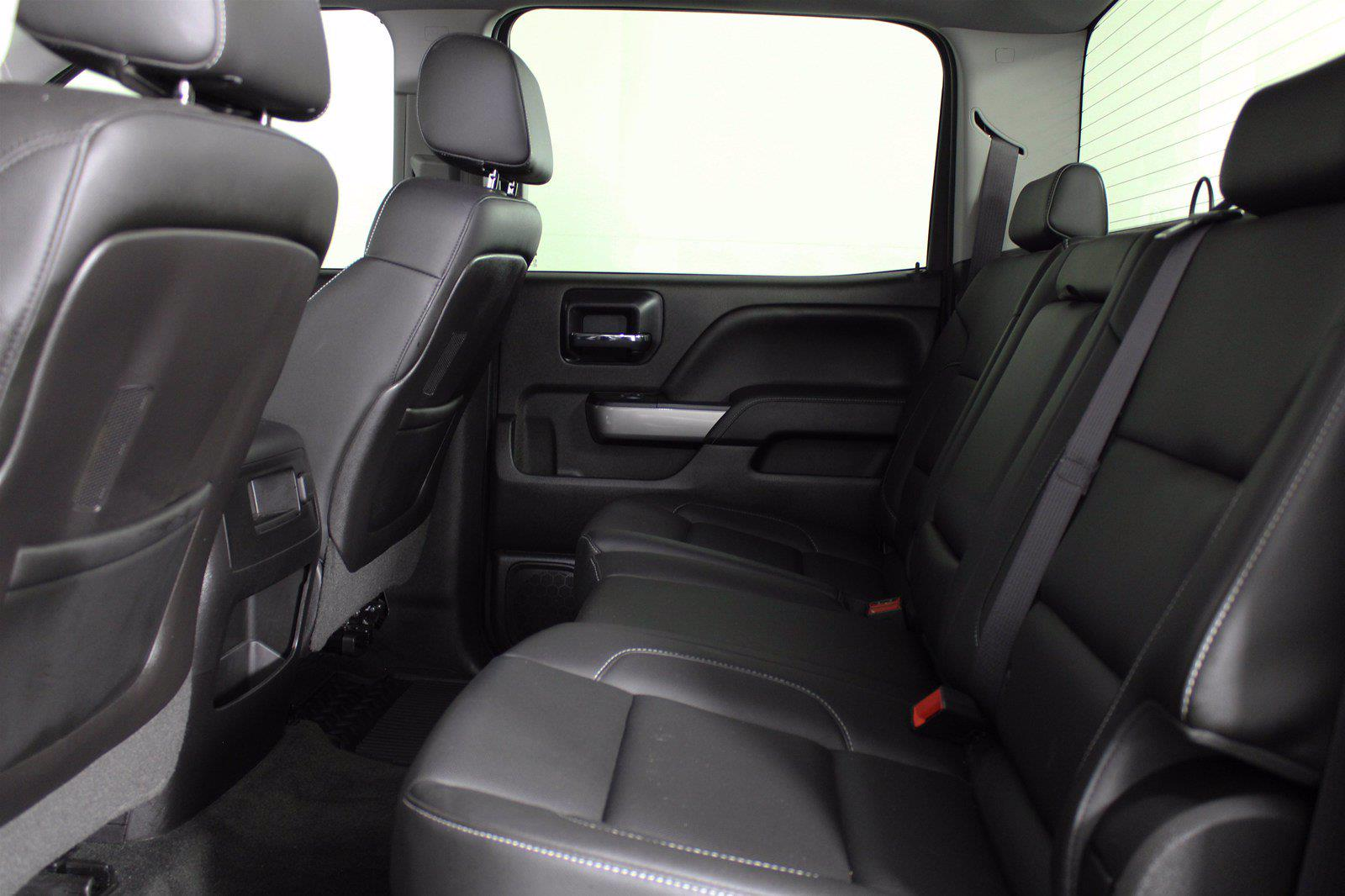 2014 Chevrolet Silverado 1500 Crew Cab 4x4, Pickup #D410673A - photo 1