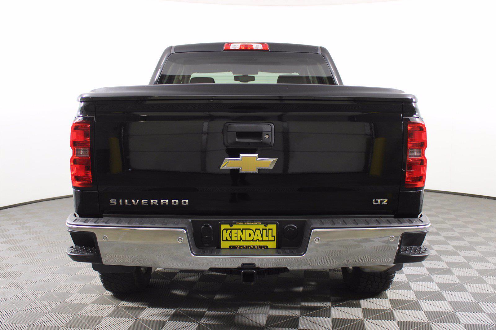 2014 Chevrolet Silverado 1500 Crew Cab 4x4, Pickup #D410673A - photo 10
