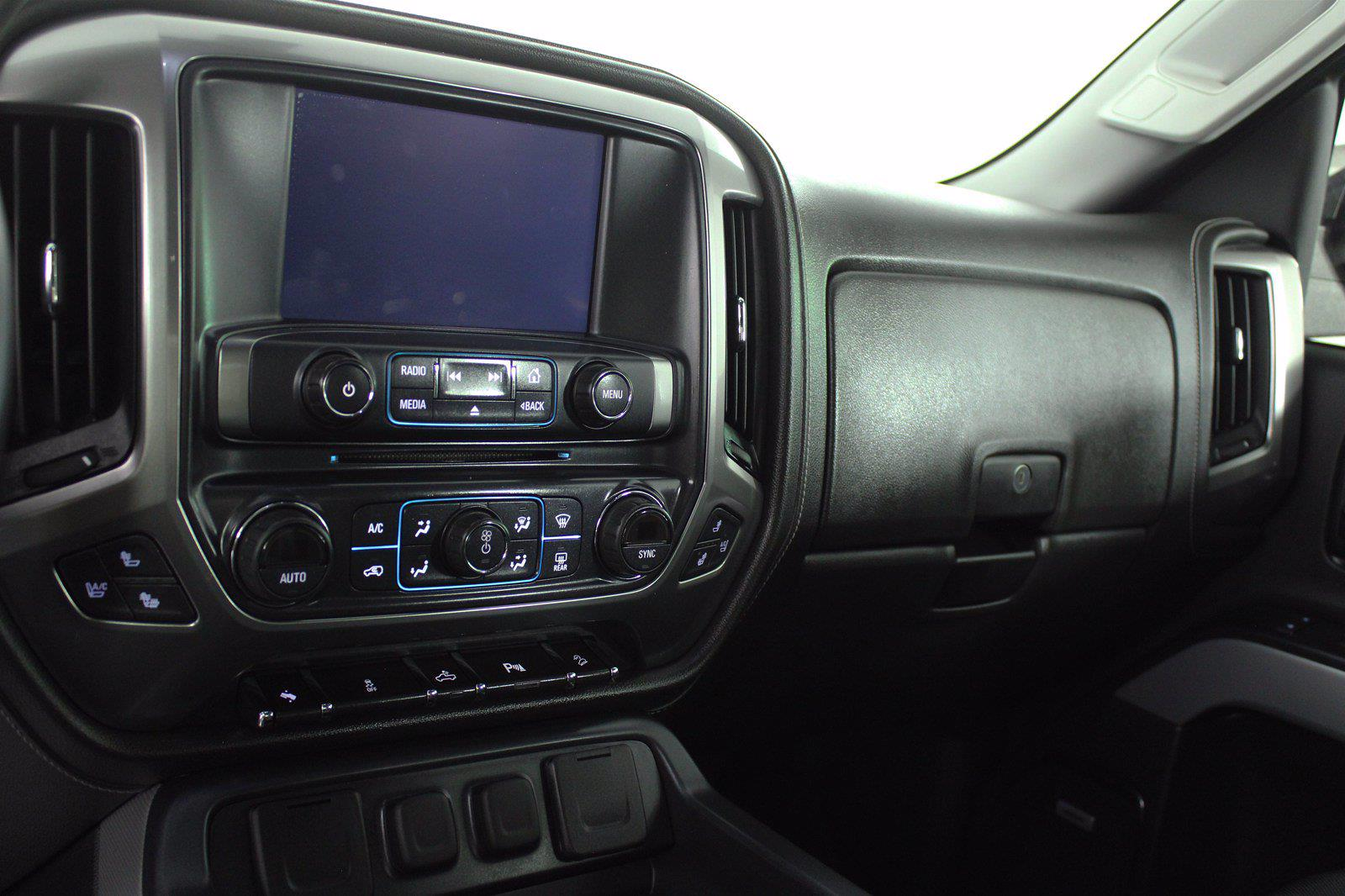 2014 Chevrolet Silverado 1500 Crew Cab 4x4, Pickup #D410673A - photo 13
