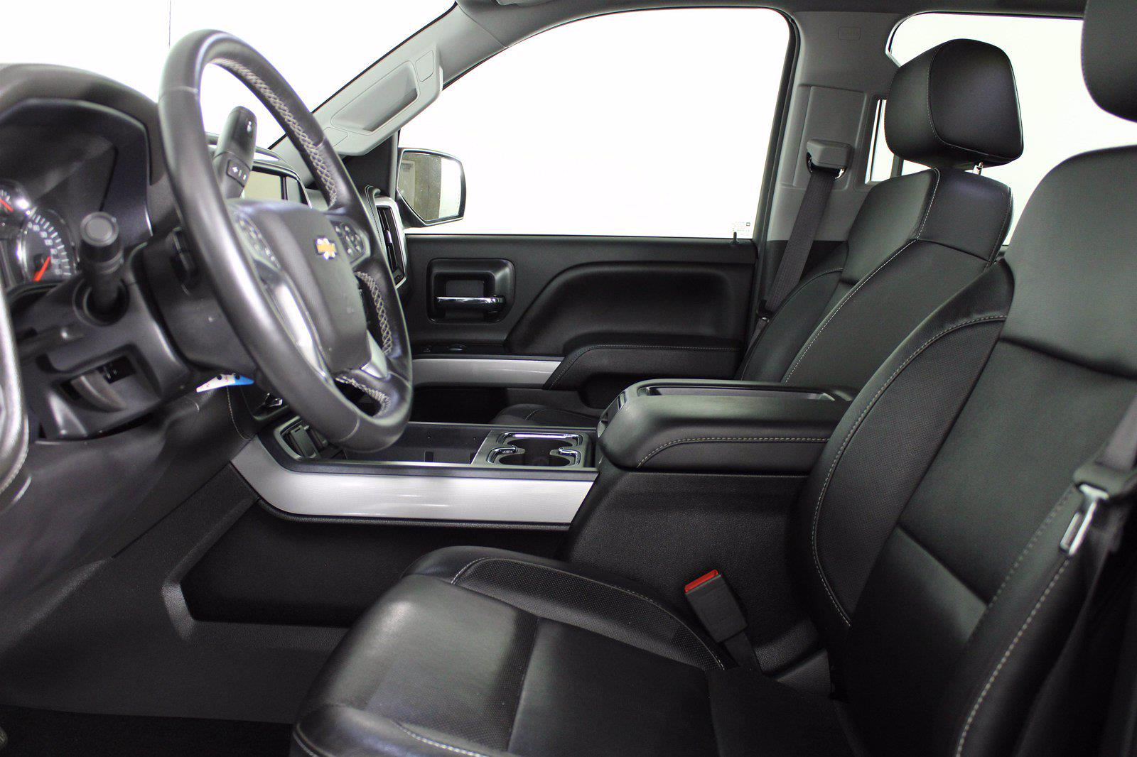 2014 Chevrolet Silverado 1500 Crew Cab 4x4, Pickup #D410673A - photo 15