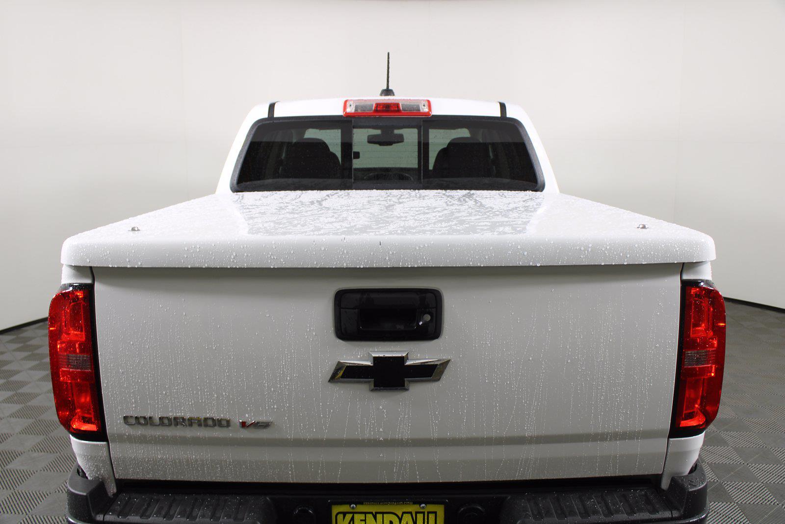 2019 Chevrolet Colorado Crew Cab 4x4, Pickup #D410714A - photo 1