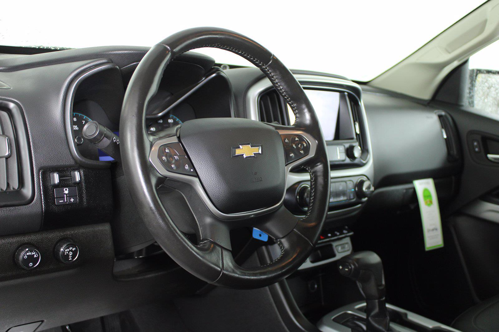 2019 Chevrolet Colorado Crew Cab 4x4, Pickup #D410714A - photo 15