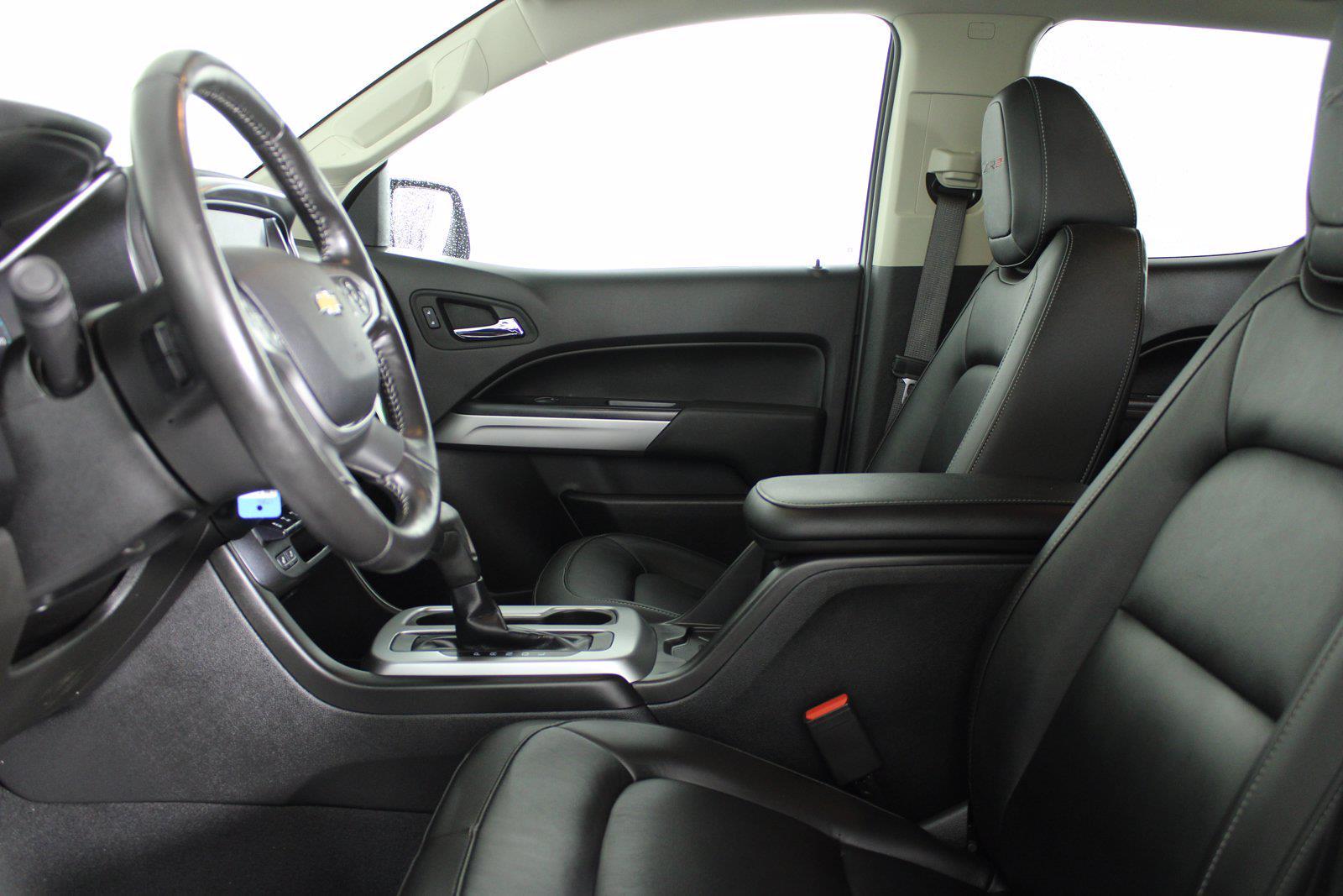 2019 Chevrolet Colorado Crew Cab 4x4, Pickup #D410714A - photo 3