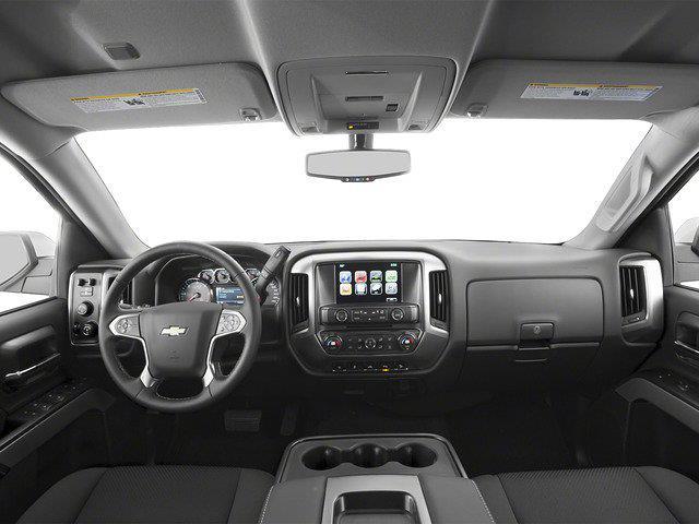 2016 Chevrolet Silverado 1500 Double Cab 4x4, Pickup #D410824A - photo 5