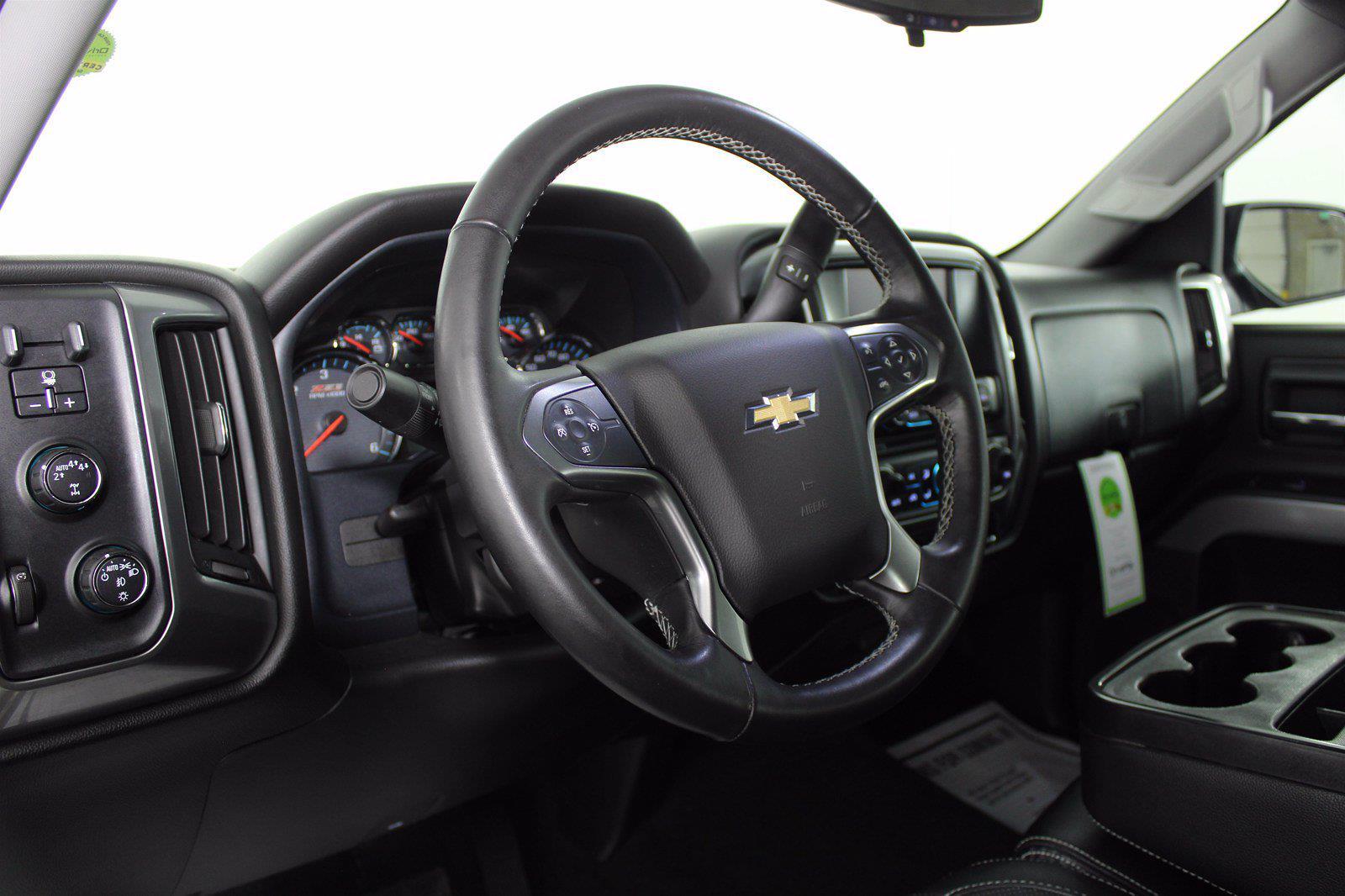 2017 Chevrolet Silverado 1500 Crew Cab 4x4, Pickup #D410991A - photo 5