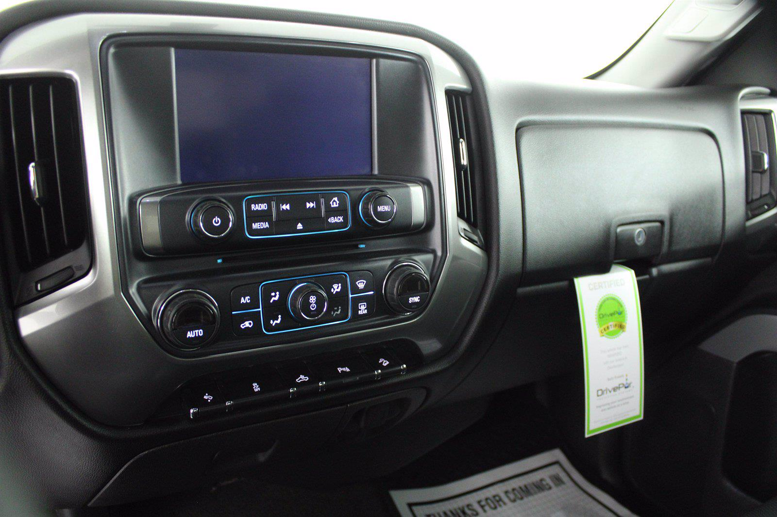 2017 Chevrolet Silverado 1500 Crew Cab 4x4, Pickup #D410991A - photo 6