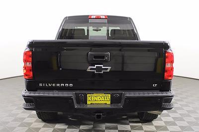 2017 Chevrolet Silverado 1500 Crew Cab 4x4, Pickup #D410991A - photo 4