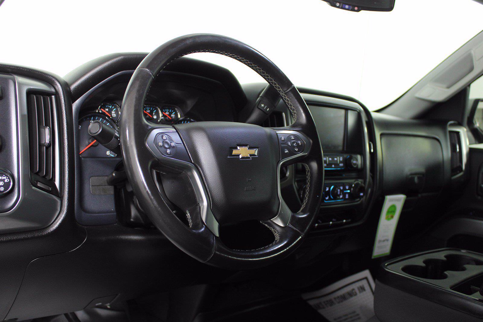 2018 Chevrolet Silverado 1500 Crew Cab 4x4, Pickup #D410995A - photo 6