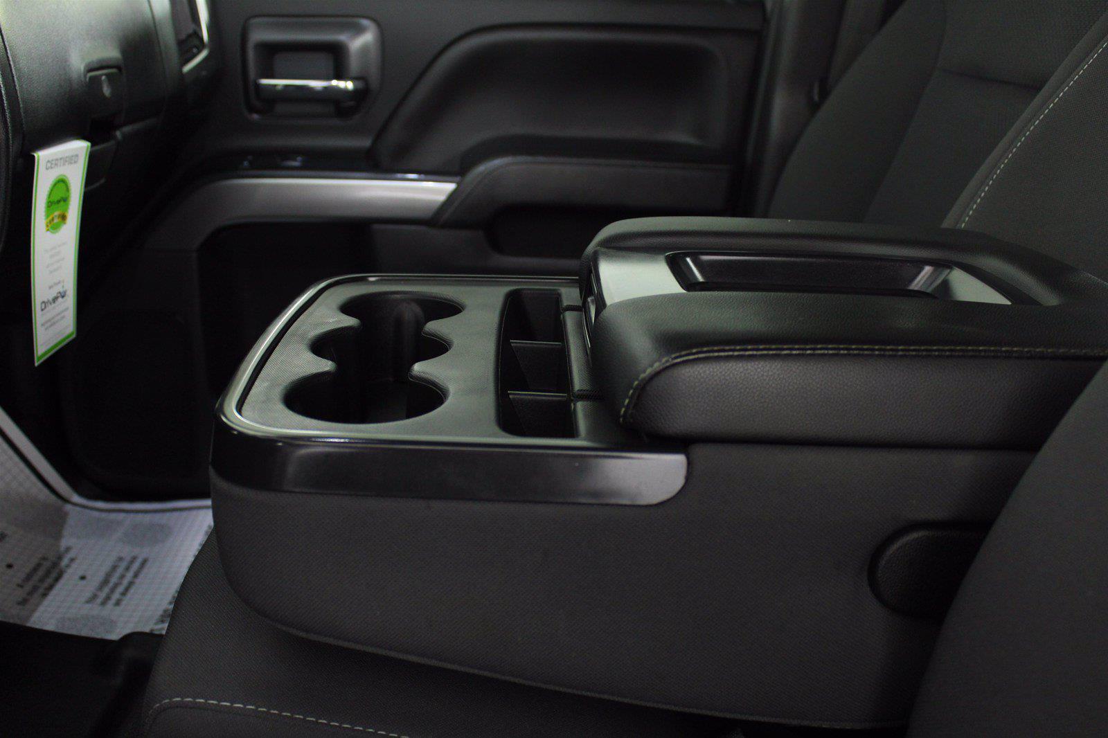 2018 Chevrolet Silverado 1500 Crew Cab 4x4, Pickup #D410995A - photo 5
