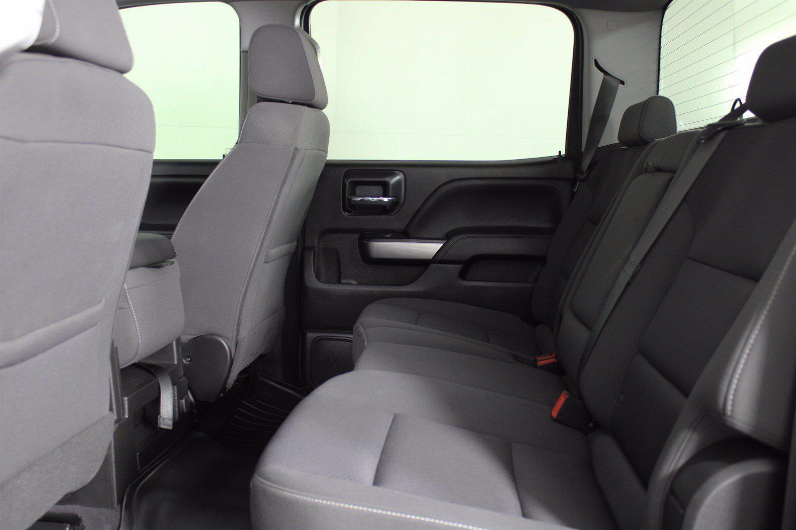 2018 Chevrolet Silverado 1500 Crew Cab 4x4, Pickup #D410995A - photo 2