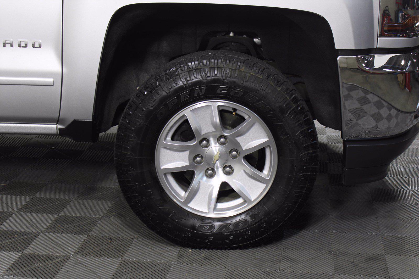 2018 Chevrolet Silverado 1500 Crew Cab 4x4, Pickup #D410995A - photo 9