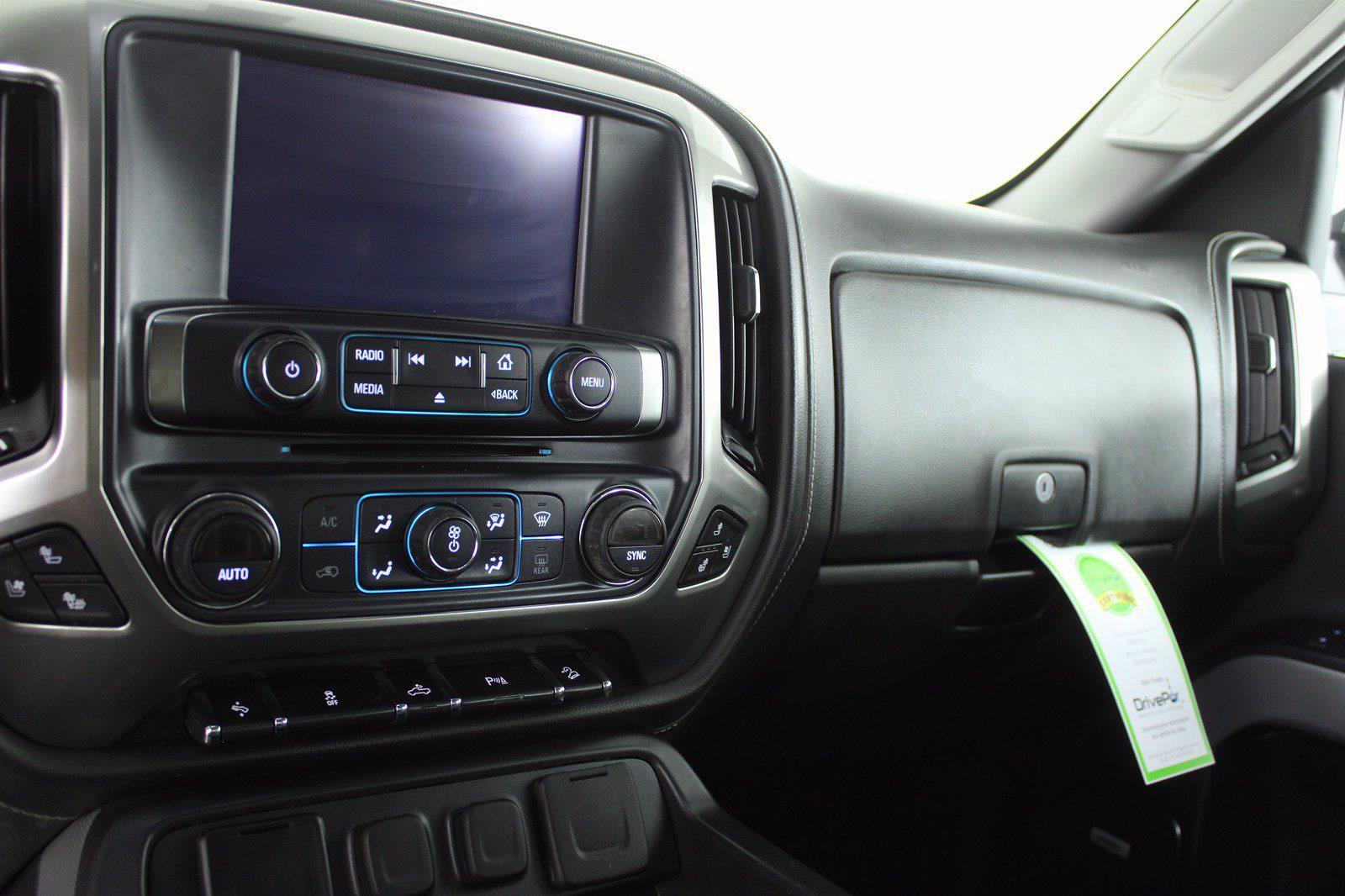 2018 Silverado 1500 Crew Cab 4x4,  Pickup #D411088A - photo 10