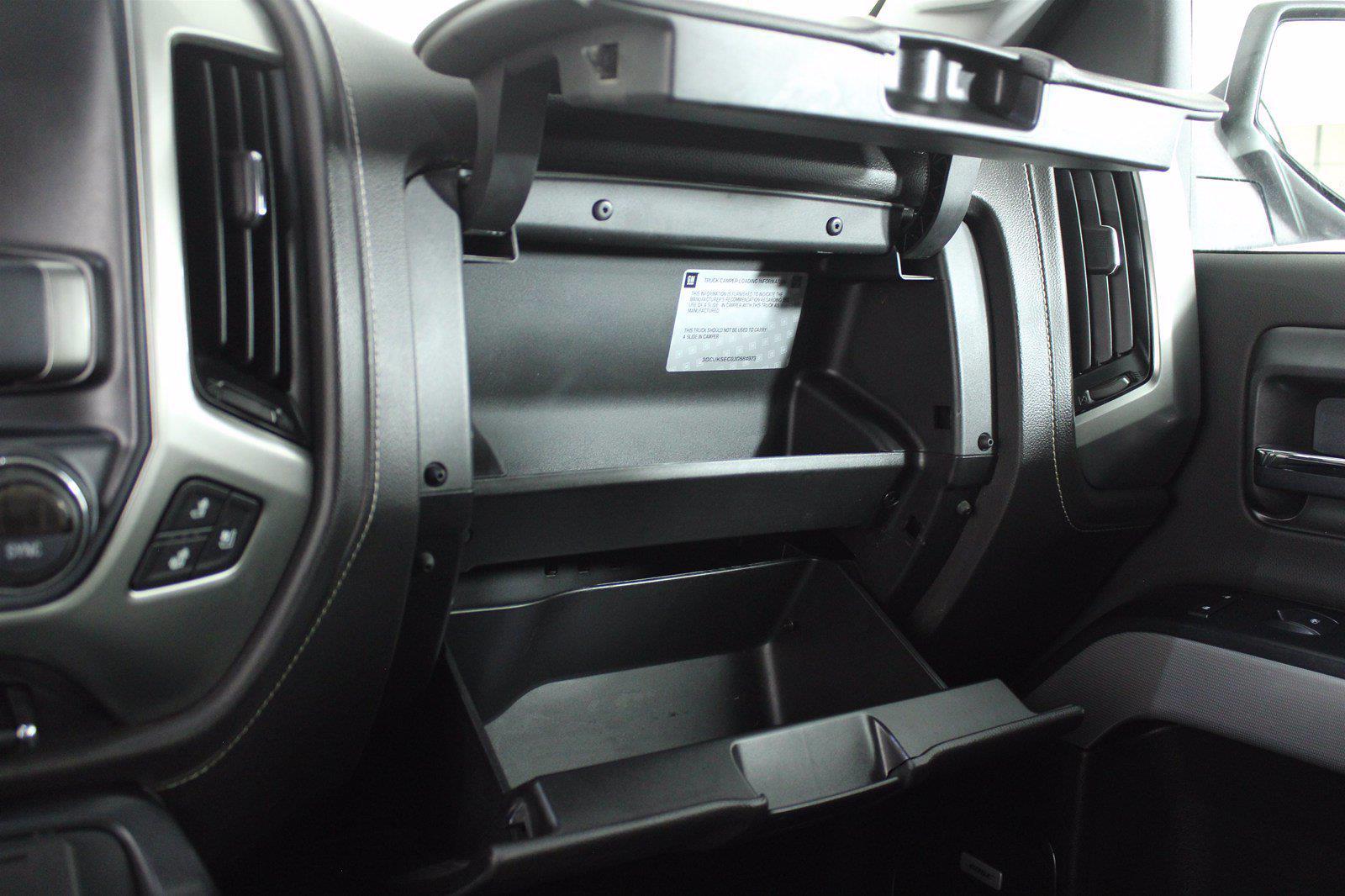 2018 Silverado 1500 Crew Cab 4x4,  Pickup #D411088A - photo 11
