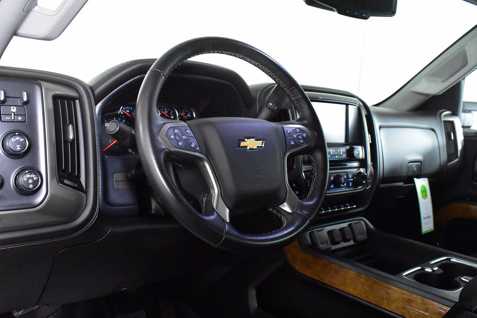 2019 Silverado 2500 Crew Cab 4x4,  Pickup #D420051A - photo 11