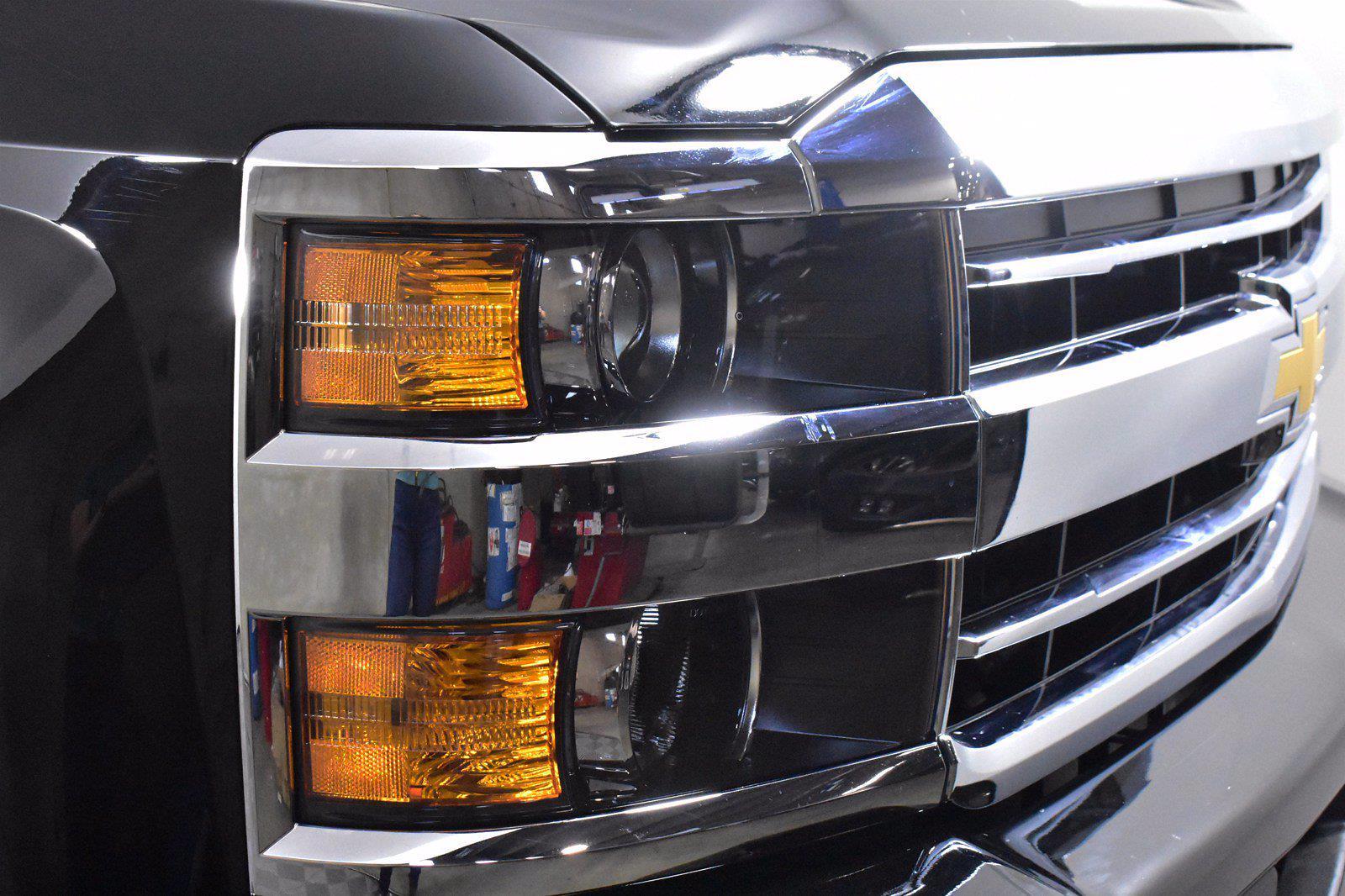 2019 Silverado 2500 Crew Cab 4x4,  Pickup #D420051A - photo 4