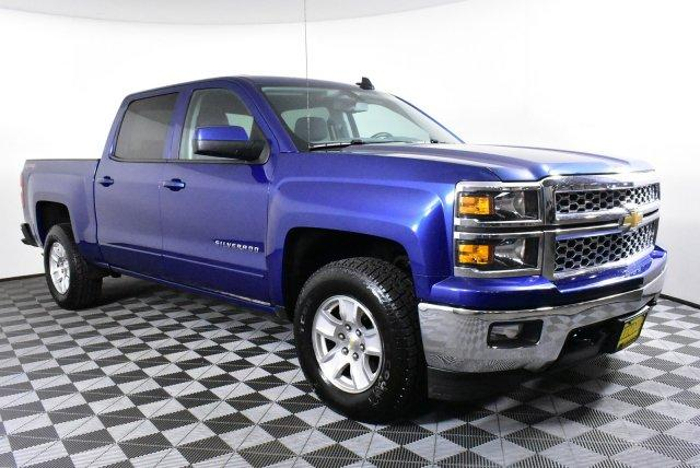 2015 Silverado 1500 Crew Cab 4x4,  Pickup #D490768A - photo 3