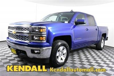 2015 Silverado 1500 Crew Cab 4x4,  Pickup #D490768A - photo 1