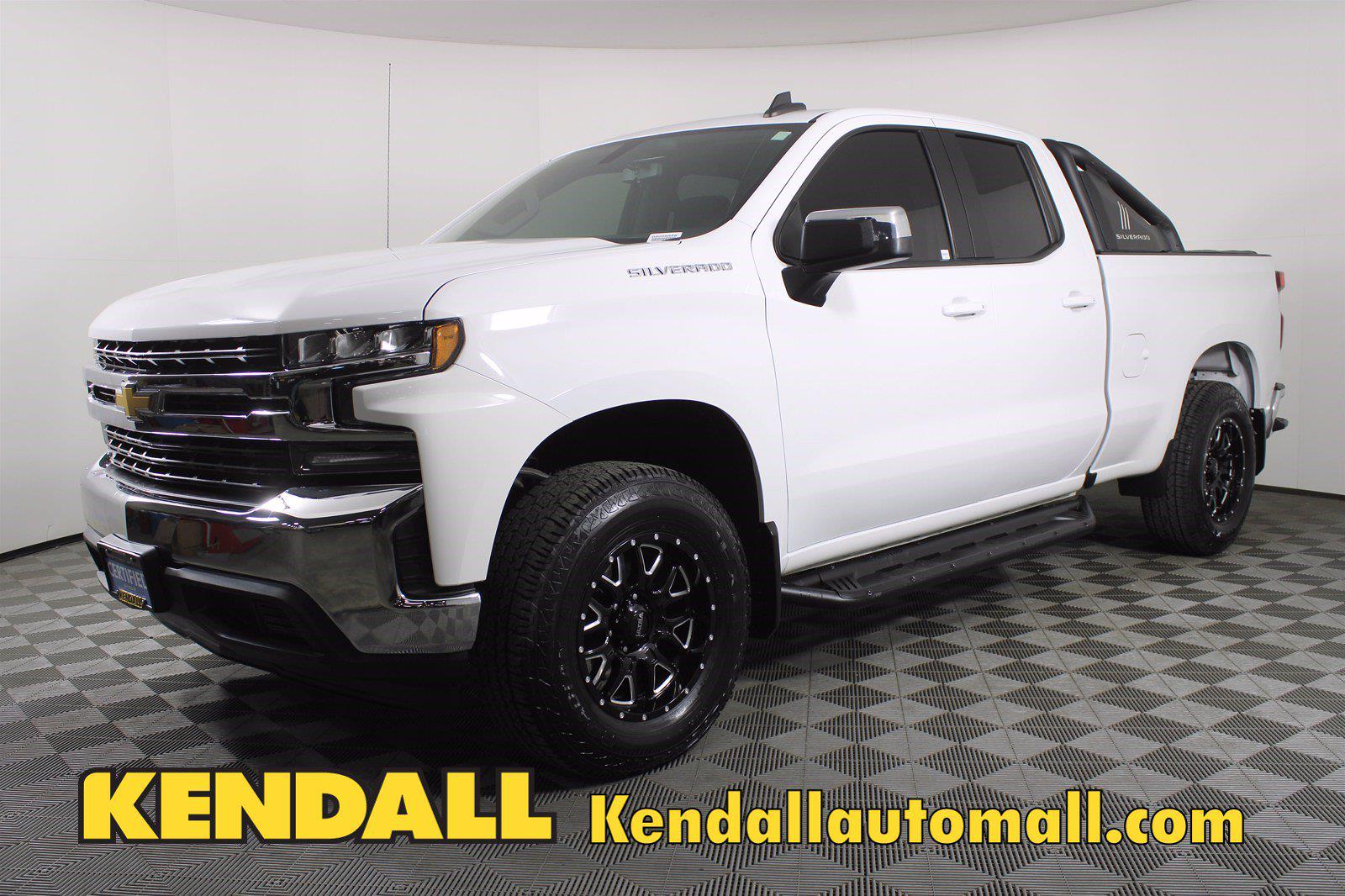 2019 Chevrolet Silverado 1500 Double Cab 4x2, Pickup #D900885B - photo 13