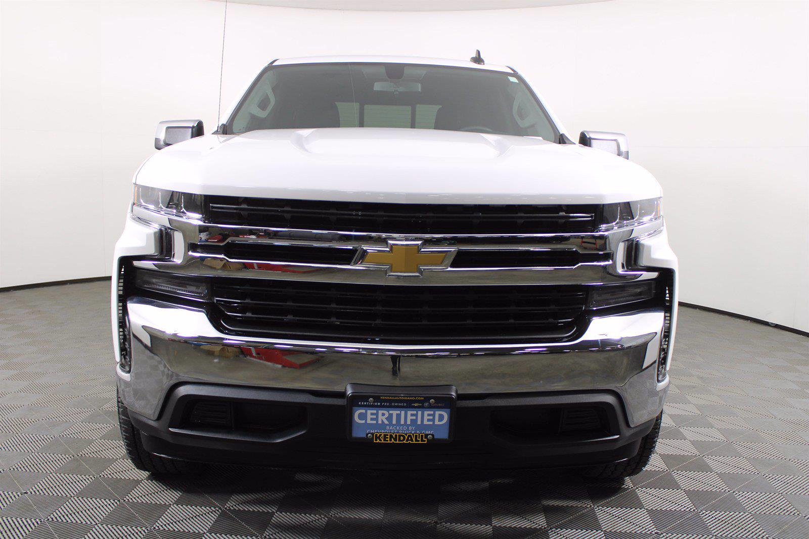 2019 Chevrolet Silverado 1500 Double Cab 4x2, Pickup #D900885B - photo 1