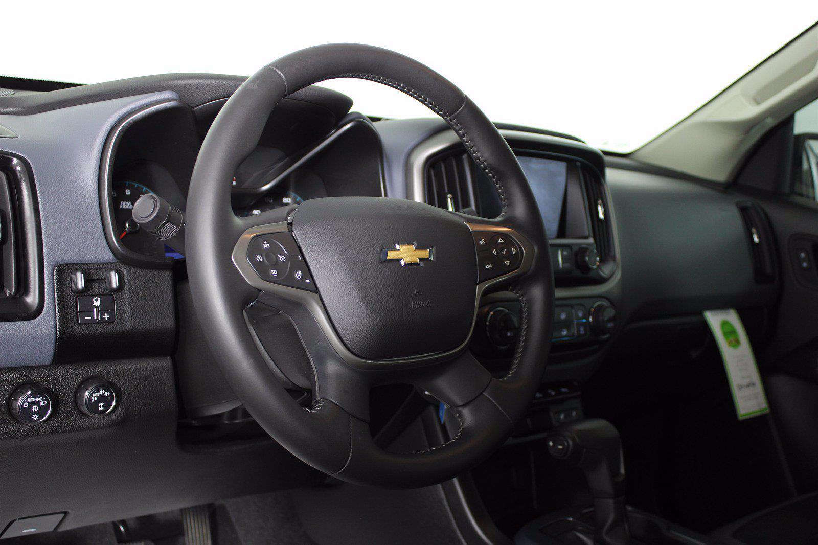2021 Chevrolet Colorado Crew Cab 4x4, Pickup #DAB0354A - photo 2