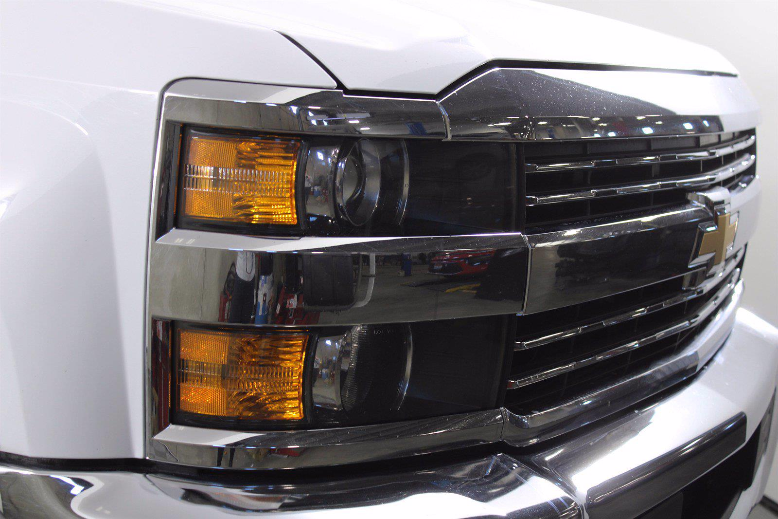 2016 Chevrolet Silverado 2500 Crew Cab 4x4, Pickup #DAC0054 - photo 1