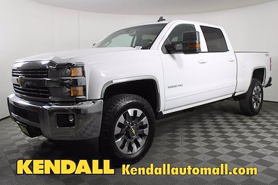 2016 Chevrolet Silverado 2500 Crew Cab 4x4, Pickup #DAC0054 - photo 8