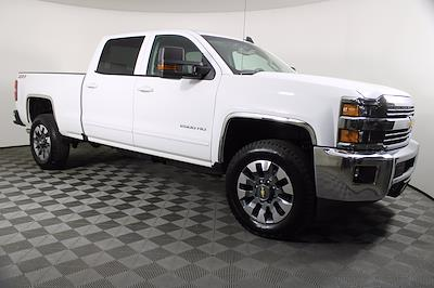 2016 Chevrolet Silverado 2500 Crew Cab 4x4, Pickup #DAC0054 - photo 10