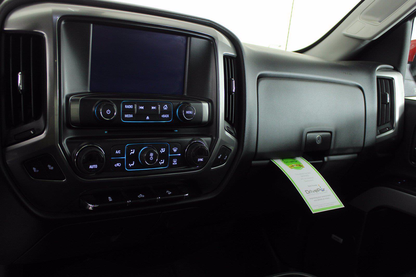 2017 Chevrolet Silverado 1500 Double Cab 4x4, Pickup #DAC0632 - photo 2