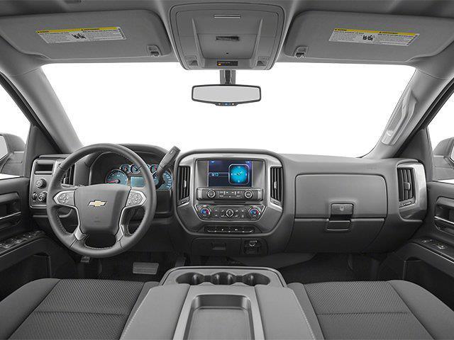 2014 Chevrolet Silverado 1500 Double Cab 4x4, Pickup #DAZ0677A - photo 5