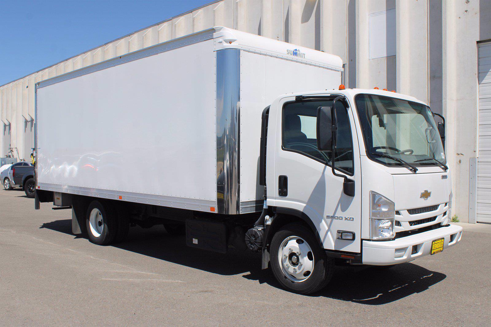 2020 Chevrolet LCF 5500XD Regular Cab DRW 4x2, Dry Freight #DF101276 - photo 2